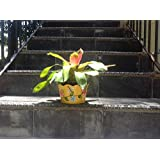 The Garden Store Tin Planter Small Yellow Set Of 3