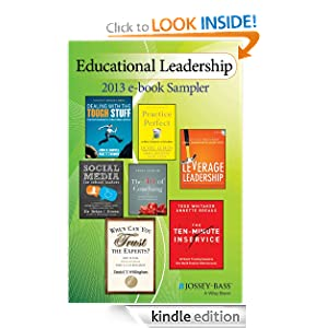 Logo for Educational Leadership Sampler (Vol. 1)