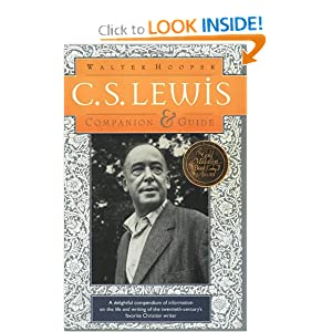 C. S. Lewis: A Complete Guide to His Life & Works by Walter Hooper