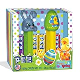 Pez Candy Easter Bunny and Egg Set