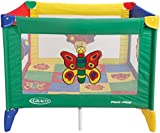 Graco Pack N Play Playard Totbloc with Carry Bag, Bugs Quilt