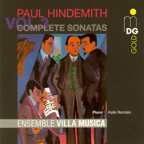 Sonates Pour Piano Nos. 1, 2 & 3, Var. Pour Piano Randalu, Piano