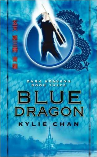 Blue Dragon: Dark Heavens Book Three (Dark Heavens Trilogy)