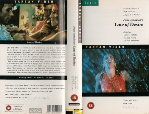 law-of-desire-vhs