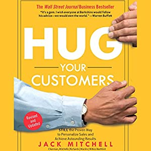 Hug Your Customers Audiobook