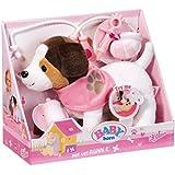 Zapf Creation 819531 - BABY born Hund Ronnie