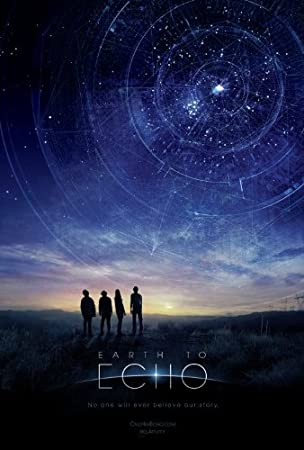 EARTH TO ECHO - Movie Poster - Double-Sided - 27x40 - Original - ADVANCE - TEO HALM - REESE HARTWIG - ELLA WAHLESTEDT