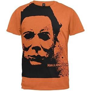 Halloween - Splatter Mask Subway T-Shirt - XX-Large
