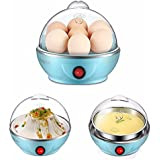 Alcoa Prime High Quality Multifunction Poach Boil Electric Egg Cooker Boiler Steamer Automatic Safe Power-off...