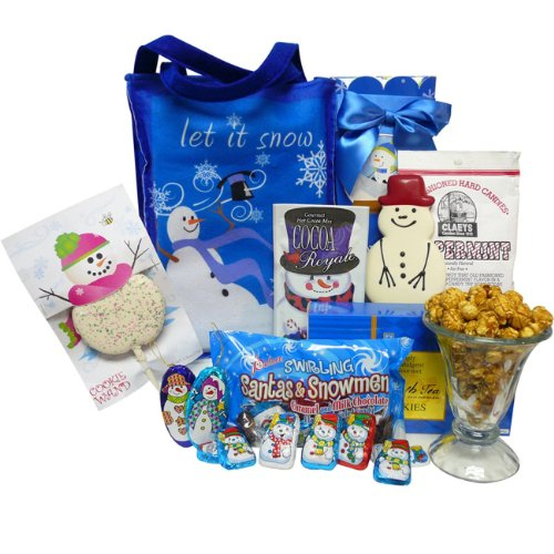 Art of Appreciation Gift Baskets Let It Snow