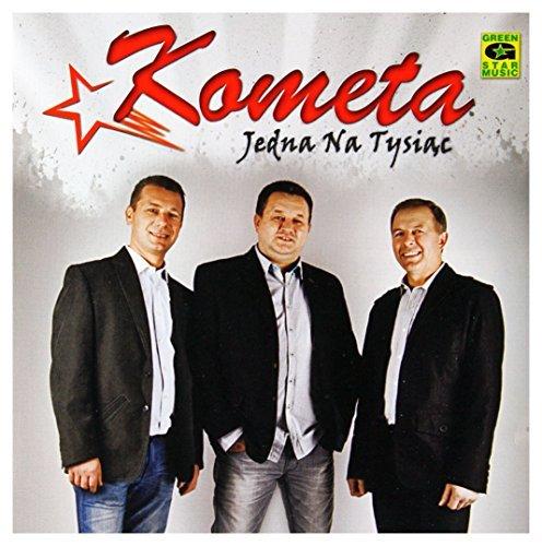 Kometa: Jedna na tysi??c [CD] by Kometa