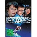 """Explorers - Ein phantastisches Abenteuervon """"Ethan Hawke"""""""