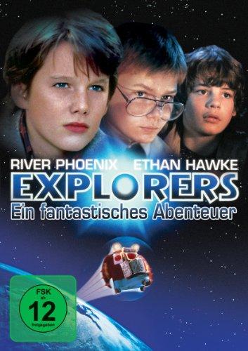 Explorers - Ein phantastisches Abenteuer