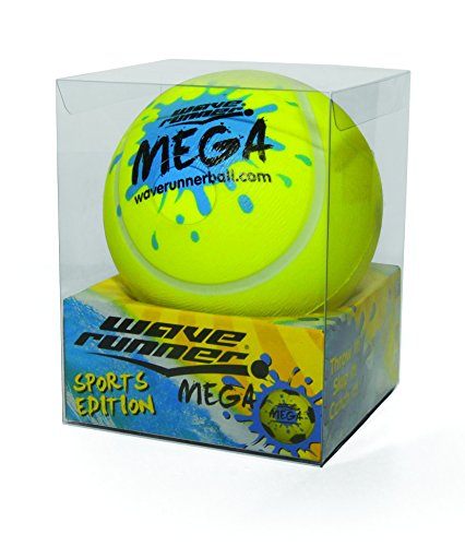 wave-runner-surf-water-bouncer-yellow-9cm-throw-skip-catch-summer-holiday-toy