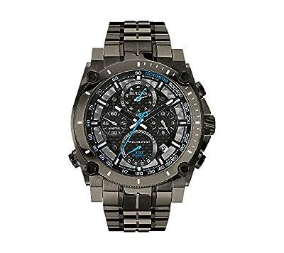 Bulova Men's Gunmetal Grey Watch