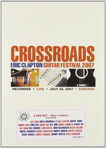 Crossroads Guitar Festival 2007 [DVD]