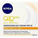 Nivea Q10 Plus Anti-Wrinkle Energising Face Day Cream SPF 15, 50ml