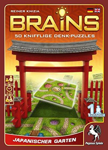 Pegasus Spiele 18130G - Brains - Japanischer Garten, Brettspiele