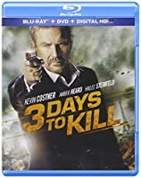 3 Days to Kill [Blu-ray] by 20th Century Fox