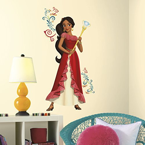 RoomMates RMK3295GM Princess Elena of Avalor Giant Peel and Stick Wall Decals