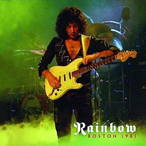 Boston 1981 by Rainbow