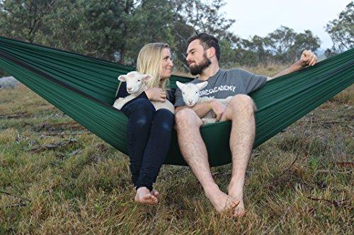 1 Premium Double Camping Hammock Hammocks