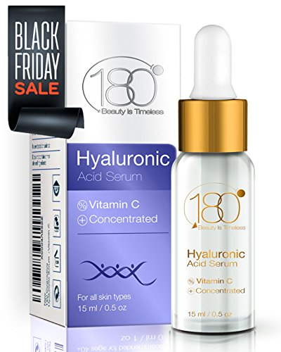 DAYS OF DEALS - 180 Cosmetics Hyaluronic Acid Serum & Vitamin C. Get Rid Of …