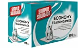 ✐ Simple Solution Economy Puppy Training Pads, 100-Count ✐