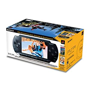 PlayStation Portable Entertainment Pack