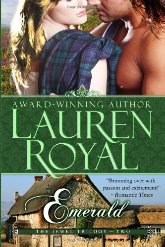 Emerald: Book Two of The Jewel Trilogy