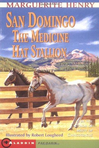 San Domingo : The Medicine Hat Stallion front-1052428