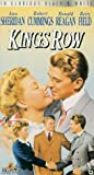 Kings Row [VHS]