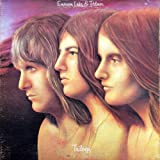 Emerson Lake & Palmer: Trilogy LP VG/NM Canada Cotillion SD 9903