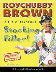 Roy chubby brown stocking filler