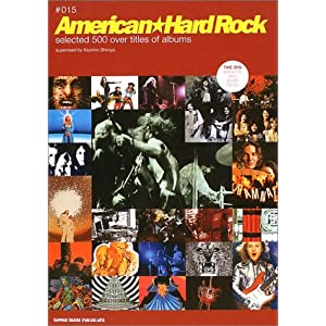 ディスクガイドシリーズ 15 American・Hard Rock (THE DIG PRESENTS DISC GUIDE SERIES)