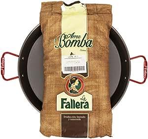 Arroz la fallera bomba 5k+paella: Amazon.es: Supermercado
