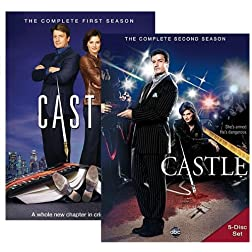 Castle: Seasons 1 & 2
