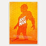 Ant Man Movie 300 GSM 24x36 Inch King Size Poster