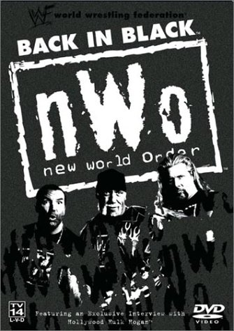 WWE Back in Black: NWO New World Order [DVD] [Import]