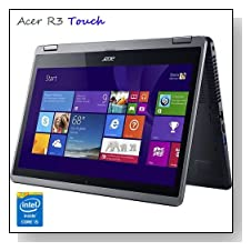 Acer Aspire R3-471T-54T1 Ultra Portable Convertible Touchscreen Laptop- R 14 Review