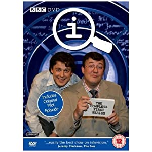 QI - Series One - 2-DVD Set ( QI - Entire Series 1 ) ( QI XL ) [ NON-USA FORMAT, PAL, Reg.2.4 Import - United Kingdom ]
