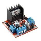 Tenflyer Dual H Bridge DC Stepper Motor Drive Controller Board Module Arduino L298N