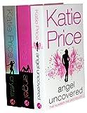 Katie Price Katie Price 3 Books Collection Set (Jordan) RRP £20.97 (Katie Price Collection) (Angel, Angel Uncovered, Crystal)