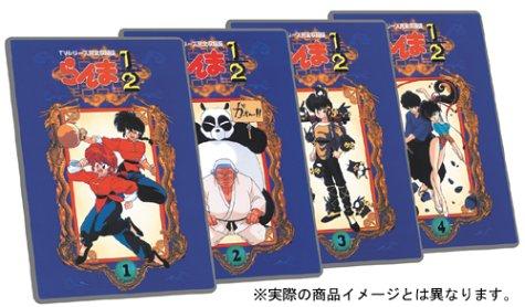 らんま1/2TVシリーズ完全収録版DVD40