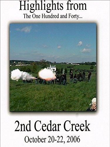 Highlights from Second Cedar Creek