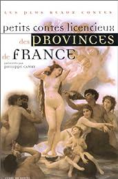 Petits contes licencieux des provinces de France