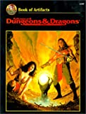 "Advanced Dungeons & Dragons Rulebook: Book of Artifacts (0786911506) by David ""Zeb"" Cook"