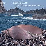 Freitas Branco/Lopes-Graca Symphony No.1/Sinfonietta Op.220