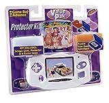 Game Boy Advance Protector Kit: White