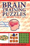 Brain Training Puzzles: Difficult Book 2